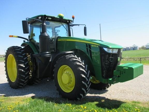 2018 John Deere 8245R Tractor For Sale