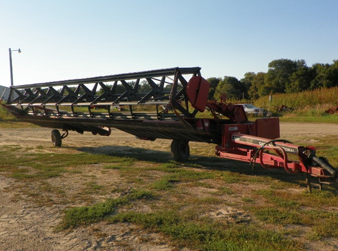 Case IH 8230 Windrower-Pull Type For Sale