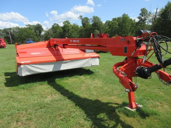 2013 Kuhn fc353gc Mower Conditioner For Sale