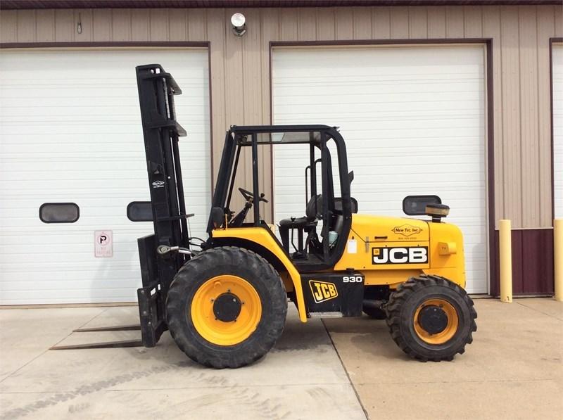 2011 JCB 930 Image 1
