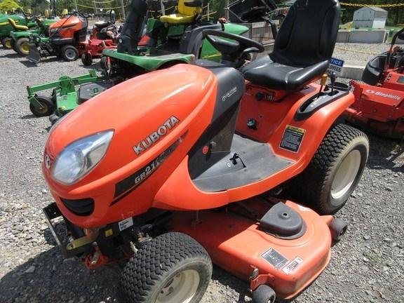 2008 Kubota GR2110 Lawn Mower For Sale