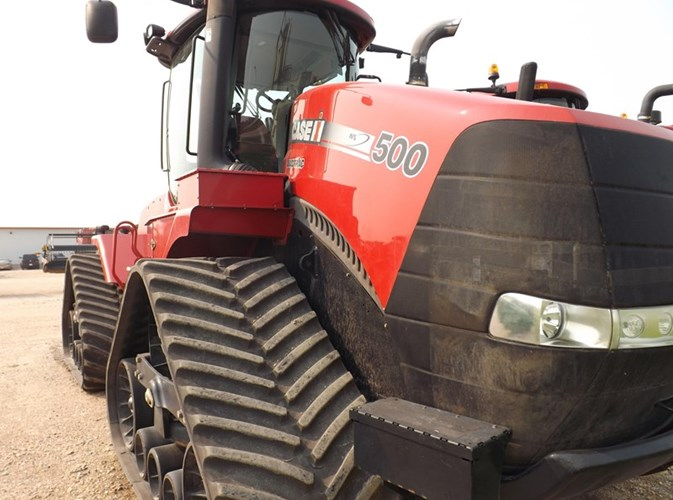 2014 Case IH 500Q Tractor For Sale