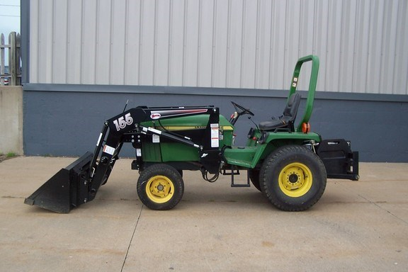 1994 John Deere 855 Tractor For Sale
