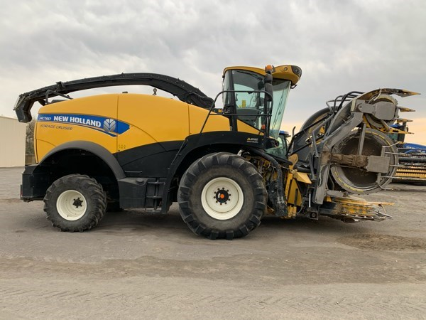 2017 New Holland FR780 T4B Forage Harvester-Self Propelled For Sale