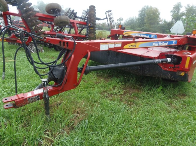 New Holland H7320 Disc Mower For Sale