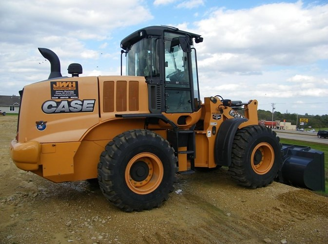 2015 Case 621F Wheel Loader For Sale