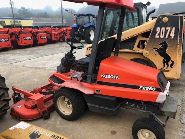 Kubota F2560 Tractor For Sale