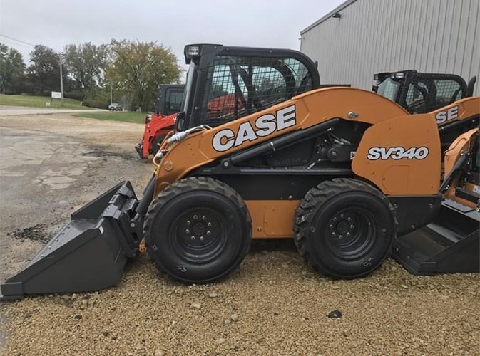 2018 Case SV340 Skid Steer For Sale