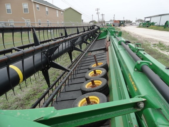 2011 John Deere 635D Header-Draper/Rigid For Sale