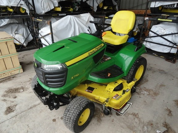 2016 John Deere X710 Riding Mower For Sale