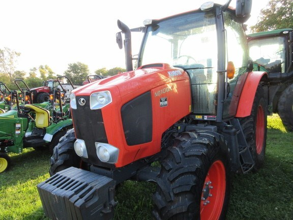 2015 Kubota M110XDTC Tractor For Sale
