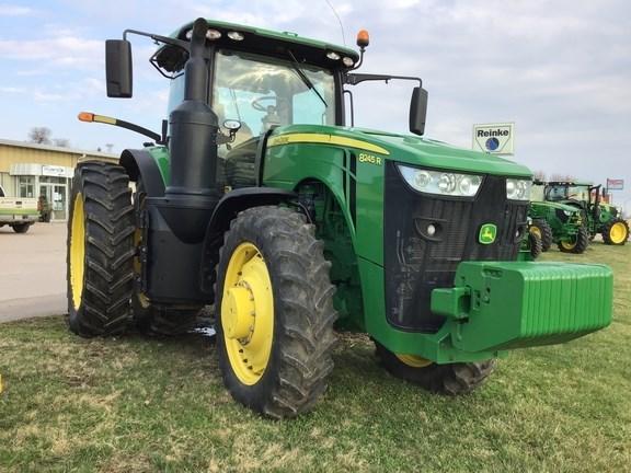 2017 John Deere 8245R Tractor - Row Crop For Sale