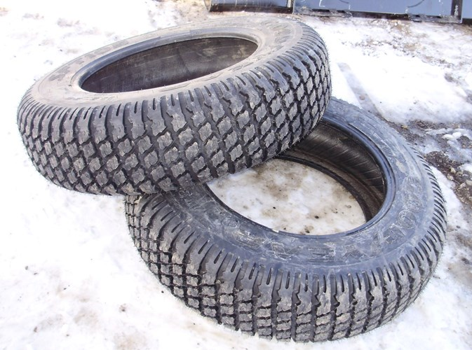 2010 Goodyear SFT105 Wheels and Tires For Sale