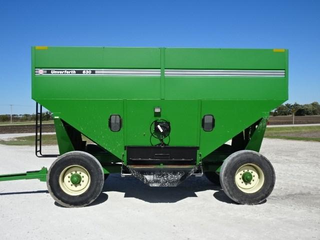 Unverferth 630 Gravity Box For Sale Ahw Llc Worldwide Export