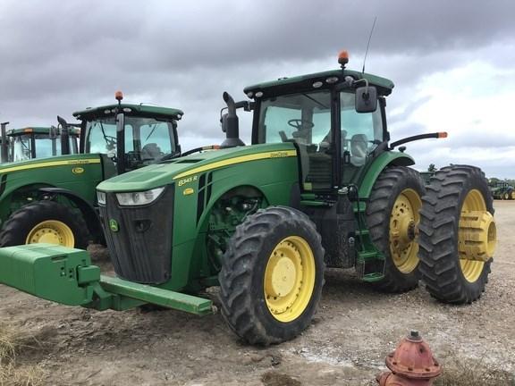 2015 John Deere 8345R Tractor For Sale