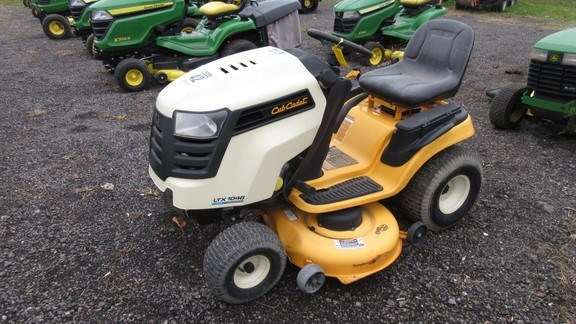 2011 Cub Cadet LTX1046 Lawn Mower For Sale