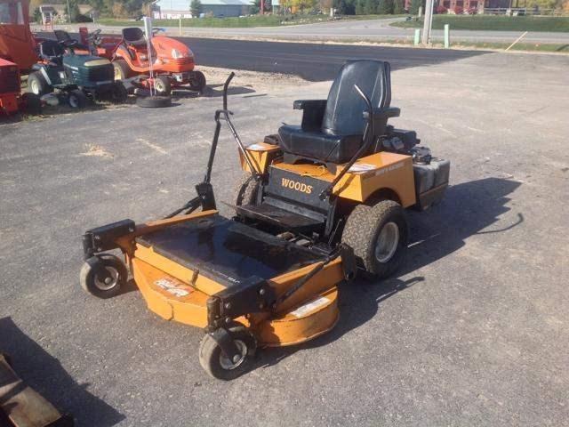 Woods 6140 Zero Turn Mower For Sale