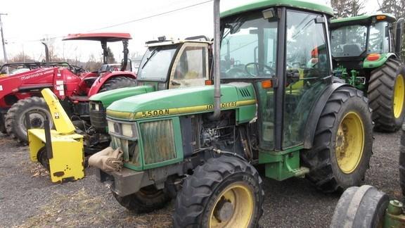 1997 John Deere 5500 Tractor - Utility For Sale