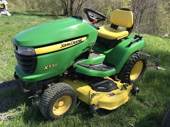 2010 John Deere X530 Lawn Mower For Sale