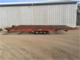 Rusty Iron  Stack Mover-Pull Type For Sale