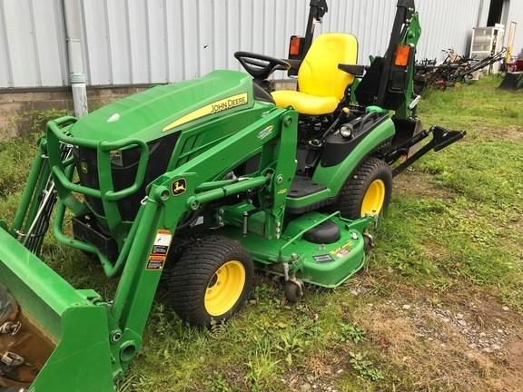 2016 John Deere 1025R Tractor For Sale