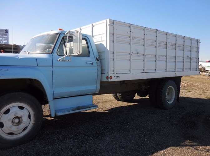 Ford  Grain Truck For Sale