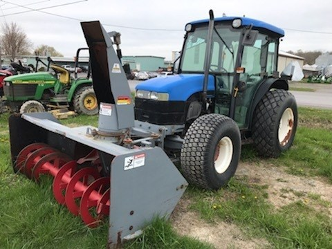 2000 New Holland TN75D Tractor - Utility For Sale