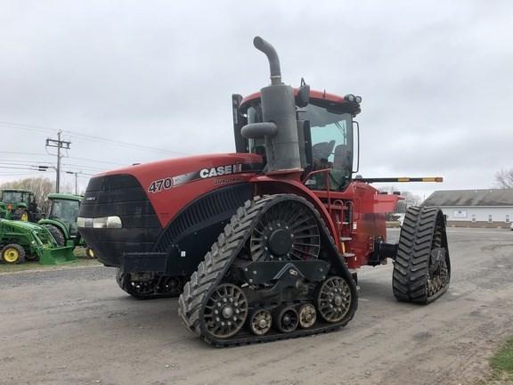 2014 Case IH QuadTrac 470 Tractor - Track For Sale