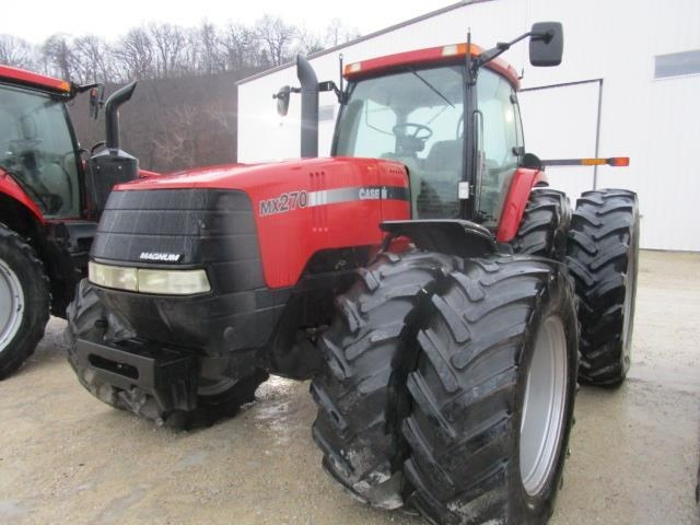 2000 Case IH MX270 Tractor For Sale