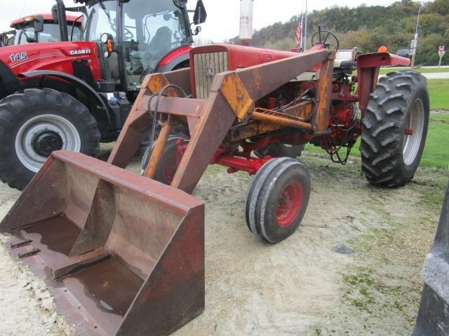 1963 International F 706 Tractor For Sale