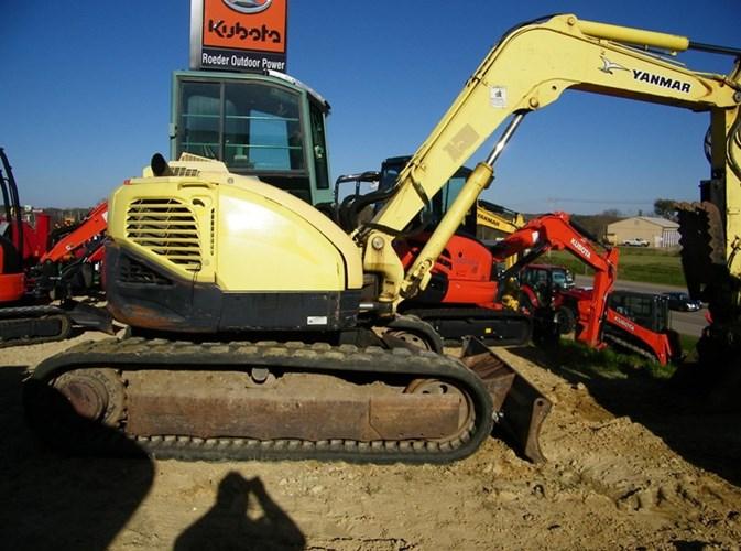 2007 Yanmar SV100 Excavator-Track For Sale
