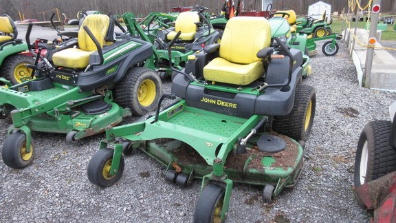 2003 John Deere Z757 Zero Turn Mower For Sale