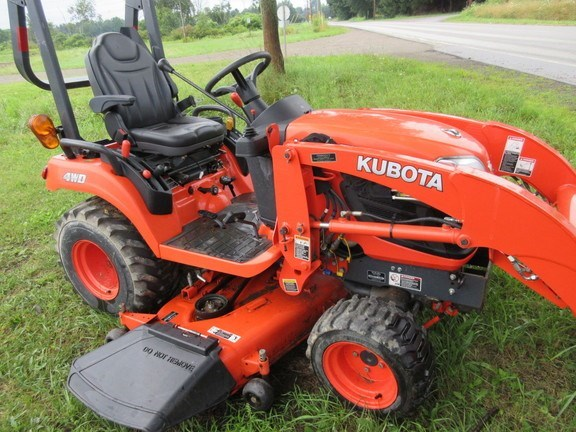 2014 Kubota BX2670 Tractor For Sale