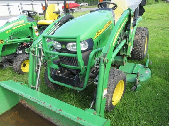 2008 John Deere 2320 Tractor For Sale