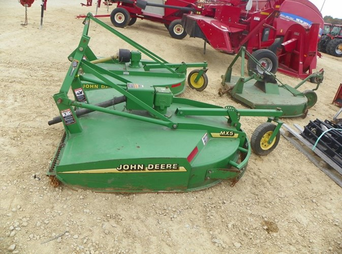 2008 John Deere MX5 Rotary Cutter For Sale