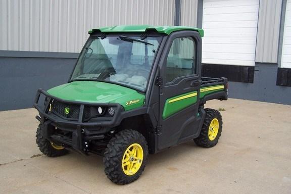2018 John Deere XUV865R Utility Vehicle For Sale