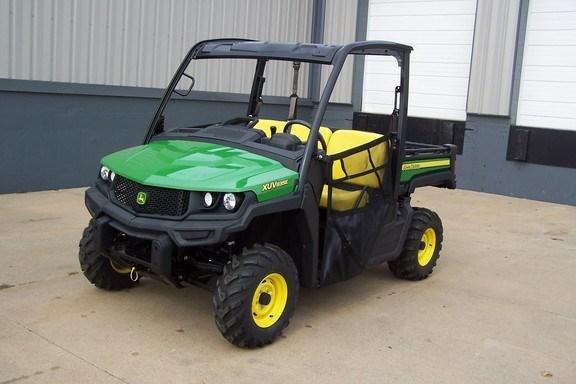 2018 John Deere XUV835E Utility Vehicle For Sale