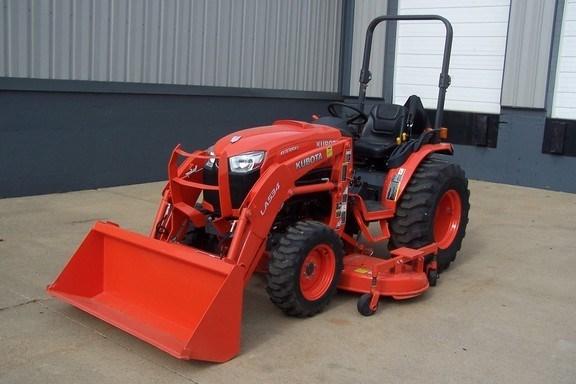 2018 Kubota B3350HSD Tractor For Sale