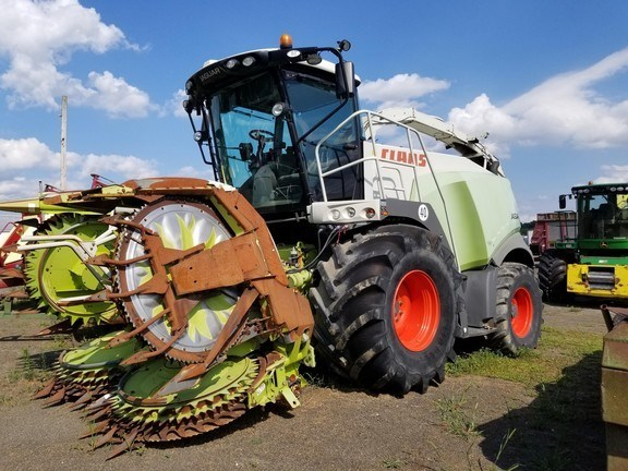 2011 CLAAS JAGUAR 940 Forage Harvester-Self Propelled For Sale