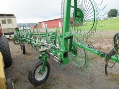 Hay Rake For Sale 2013 Frontier WR4313
