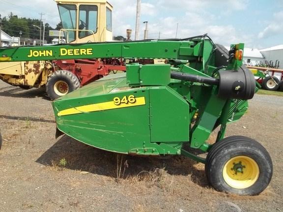 2012 John Deere 946 Mower Conditioner For Sale