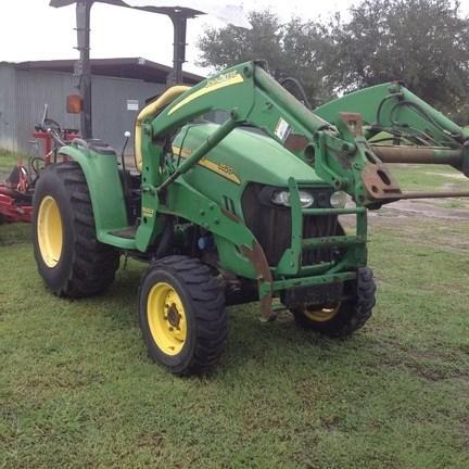 2007 John Deere 3520 Tractor For Sale