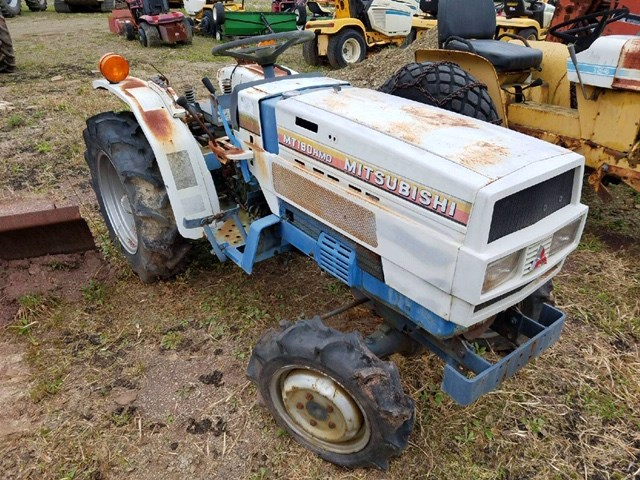 Mitsubishi 180H Tractor - Compact Utility For Sale