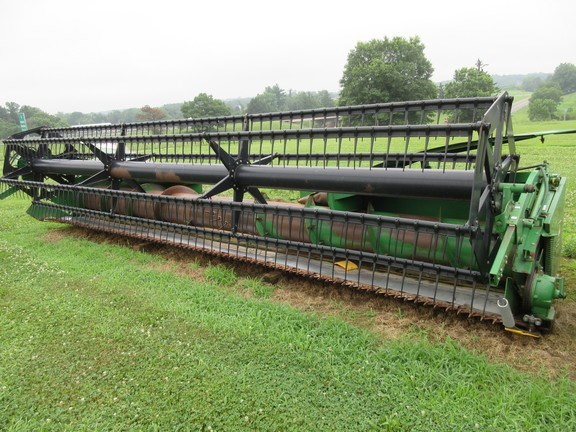 1997 John Deere 925 Combine Header-Auger/Flex For Sale
