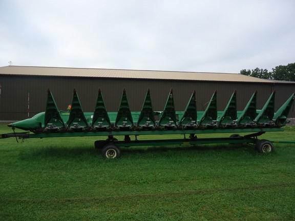 2012 John Deere 612C Combine Header-Corn For Sale