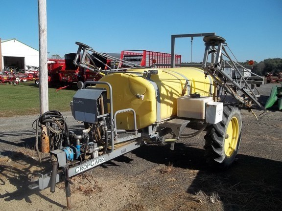 Other CROP CARE TR510 Sprayer-Pull Type For Sale
