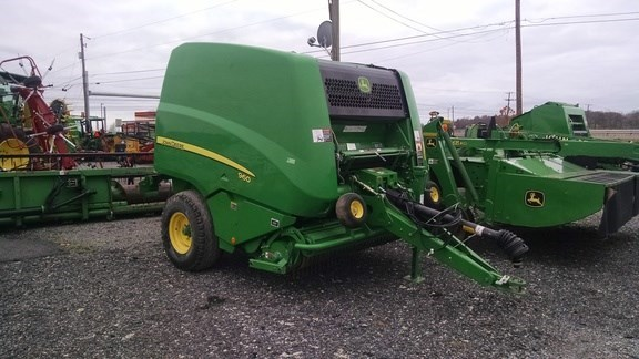 2015 John Deere 960 Baler-Round For Sale