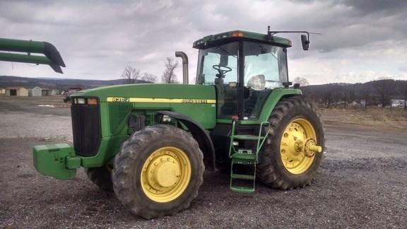 1997 John Deere 8300 Tractor For Sale