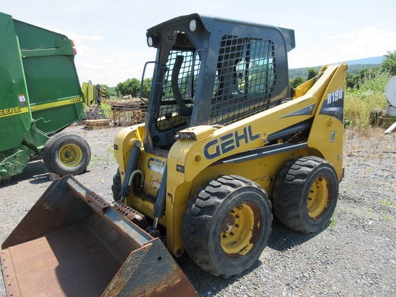 2014 Gehl R190 Skid Steer For Sale