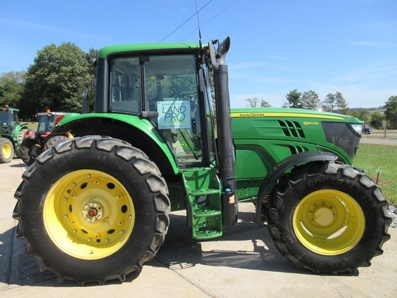 2013 John Deere 6140M Tractor For Sale
